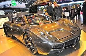 2012 Geneva: Pagani Huayra Carbon Edition - egmCarTech