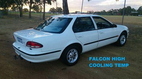 my 1995 ef ford falcon overheating problem mikeynz