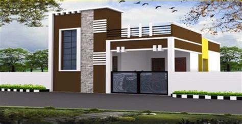 Independent House Elevation