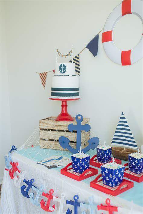 Nautical Baby Shower - nautical baby shower