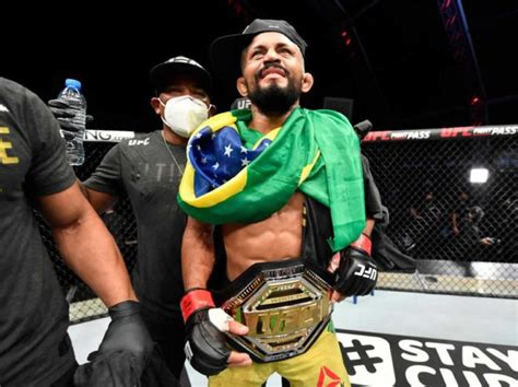 UFC 255 fight card - two flyweight titles at stake - FIGHTMAG