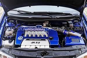 Golf 4 R32 Forge Carbon Induction Intake