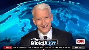 CNN's Anderson Cooper 'Burned' By Staff's Prank; Makes Fun ...