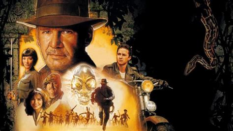 indiana jones   kingdom   crystal skull