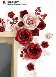 Large Paper Flower Decorations
