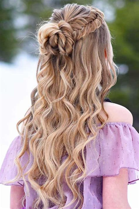 dreamy prom hairstyles   night  formal styles