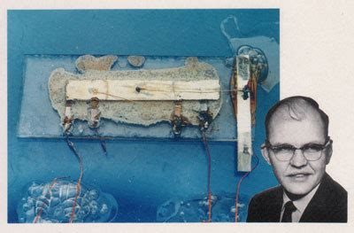 The Integrated Circuit Invented Jack Kilby