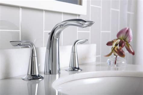Kohler Modern Bathroom Faucets by Kohler Refinia Bathroom Sink Faucet K 5317 4