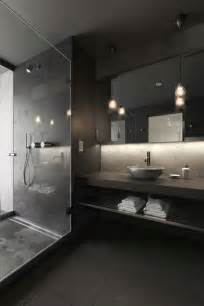 black bathroom ideas back in black with 10 bathroom design ideas
