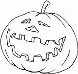 Pumpkin Coloring Pages Pumpkins Halloween Cool Laughing Carving Head Printable Colors Flower Icolor Waiting Drawings sketch template