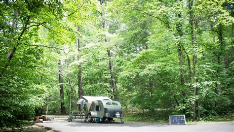 Deep creek state park camping. Guide To Camping In Great Smoky Mountain National Park ...