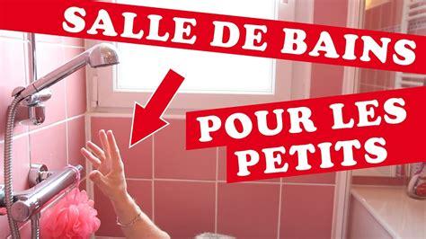 Room Tour  Une Salle De Bains Pour Les Petits ? Youtube