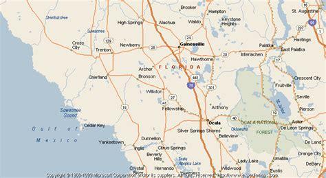 Map of Williston