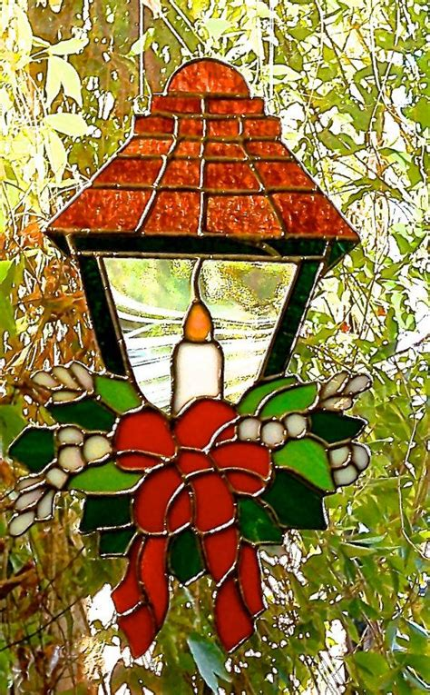 230 Best Images About Stained Glass Suncatchers & Candle