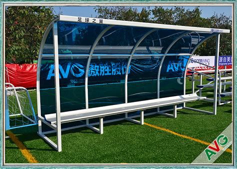 Football Subs Bench Soccer Field Equipment For Outdoor 8
