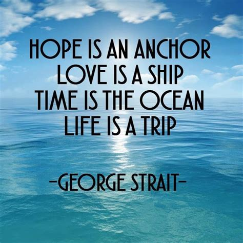 George Strait ~ You'll Be There | Country music quotes ...