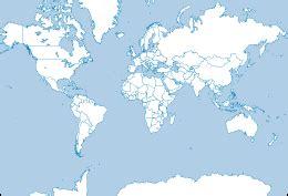 Carte Du Monde Gratuite Vectorielle by Carte Monde Vectorielle Gratuite My