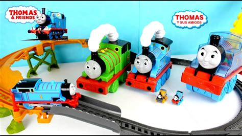 Thomas And Friends Track Master Motorized Railway