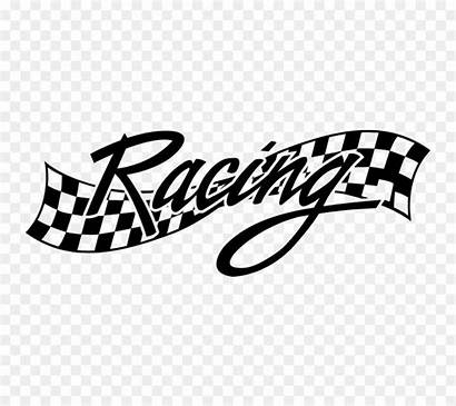 Racing Sticker Decal Flag Checkered Shirts Race
