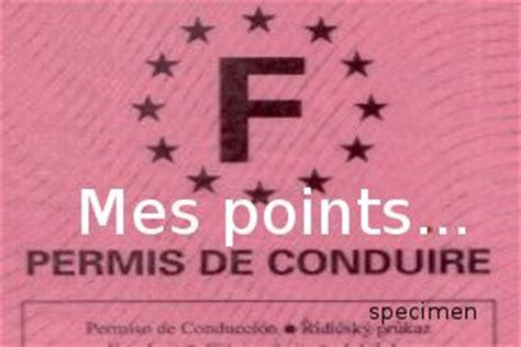 www interieur gouv fr gt solde de points sur mon permis b