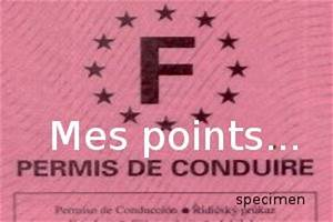 Comment Savoir Le Nombre De Point Sur Mon Permis : solde de points sur mon permis b ~ Medecine-chirurgie-esthetiques.com Avis de Voitures