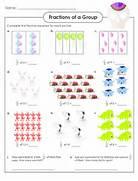 Home Worksheet Fractions Of A Group Worksheets Grade Two Fraction Worksheets 7 2nd Grade Fraction Worksheets 8 2nd Fractions Of Groups 3 Second Grade Math Worksheets Printable