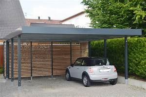 Carport 2 Autos : doppelcarport made in germany aus stahl f r 2 autos oder ~ A.2002-acura-tl-radio.info Haus und Dekorationen