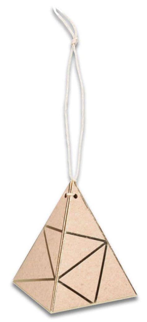 cadre geschenkpyramide 60 x 60 x 80 mm mit