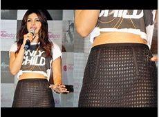 Priyanka Chopra Latest Wardrobe Malfunction Images