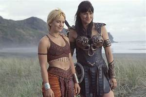 Renee O'Connor Lucy lawless | The fandom I'll love forever ...