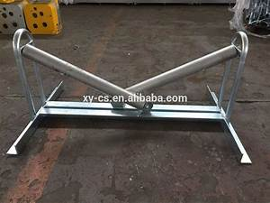 Aluminum Cable Pulling Roller Guide Roller For 50