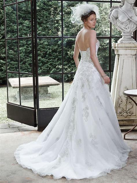 regina wedding dress bridal gown maggie sottero