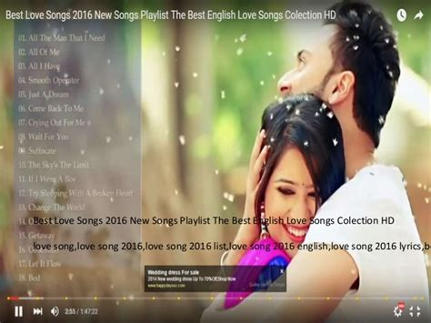 Download English Songs Latest 2016