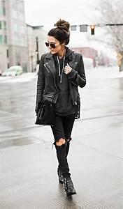 Style Vestimentaire Femme : 1001 id es de tenue rock femme et astuces comment obtenir ~ Dallasstarsshop.com Idées de Décoration