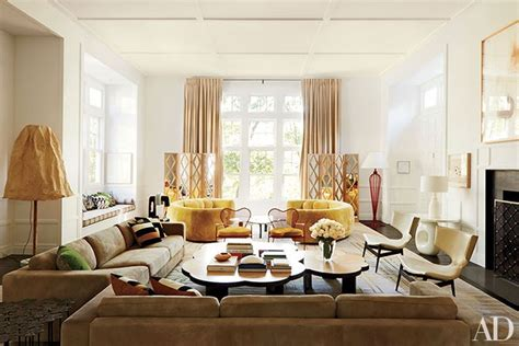 India Mahdavi Brings Her Signature Style to a Country Home