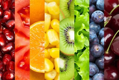 colorful fruit colorful fruits wall decals dezign with a z