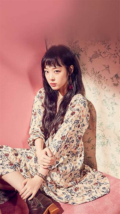 Sulli Pink Kpop Fx Asian Hk30 Papers