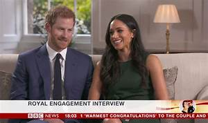 Meghan Markle and Prince Harry engagement interview ...