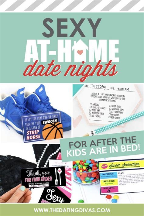 One of the things that first attracted me to my husband was how smart he is, so i love doing fun things with him that allow him to show off that intelligence. At Home Date Ideas You'll Love | At home date nights ...