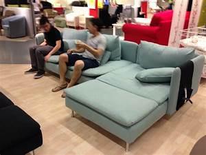 ikea sofa reviews soderhamn With ikea sofa couch reviews
