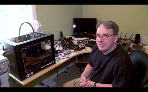 linus torvalds continues  develop