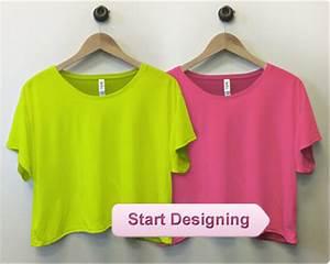Image Gallery Neon Shirts