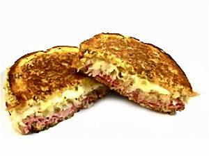 Skinny Grilled Reuben Sandwich with Weight Watchers Points