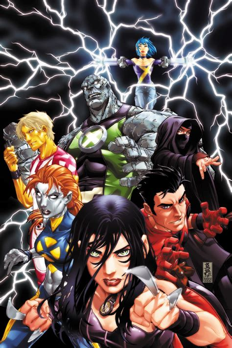 X New by New Issue 20 Cover By Diablo2003 On Deviantart
