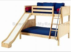 bunk beds with slide 28 images maxtrix medium bunk bed