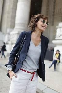 Ines De La Fressange : ines de la fressange perfect as always in white jeans and ~ A.2002-acura-tl-radio.info Haus und Dekorationen