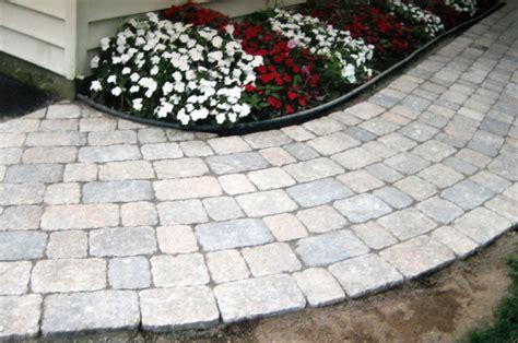 walkway pavers paver walkway fn masonry