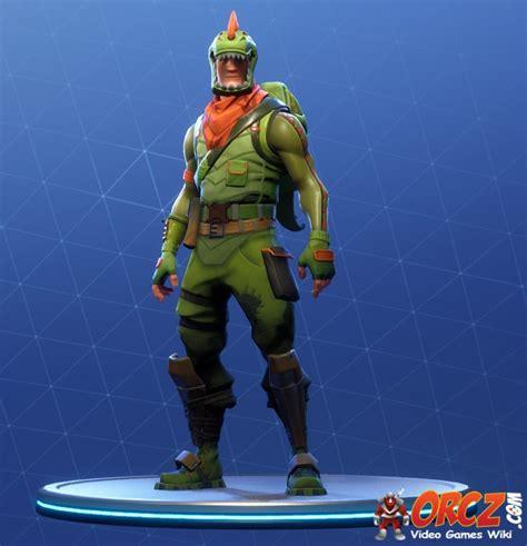rex skin legendary skin  fortnite battle royale