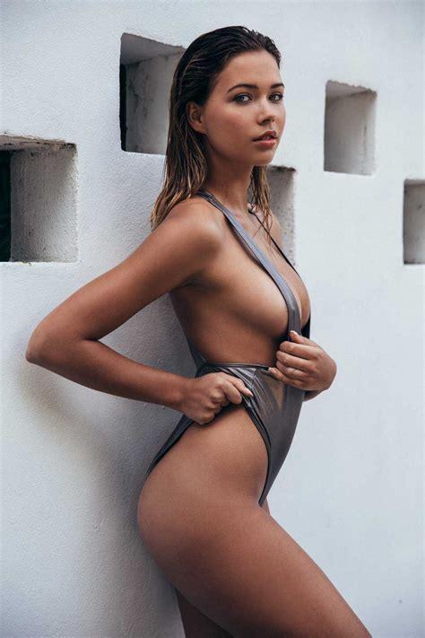 Sandra Kubicka In Playboy Magazine Photoshoot April Celebrity Uncensored