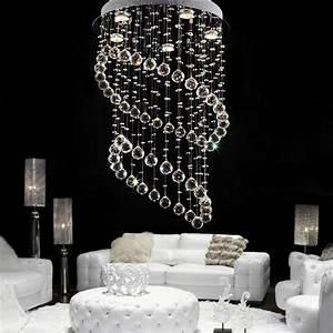 Lustre Salon Moderne : lustre moderne salon lustres luminaire projecteur led ~ Voncanada.com Idées de Décoration